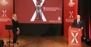 10. Uluslararası Suç Ve Ceza Film Festivali Törenle Başladı
