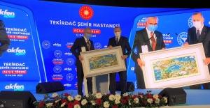 Akfen Holding 3 Şehir Hastanesine 1,1 Milyar $ Yatırdı