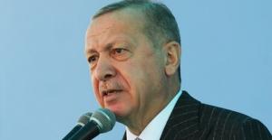 """Anadolu Topraklarından Bölgemiz Ve Dünyaya Barış Ve Huzur Getirecek Bir Mücadelenin İçindeyiz"""