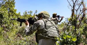 Barış Pınarı Bölgesine Sızmaya Çalışan 8 Terörist Etkisiz Hale Getirildi