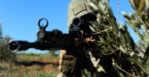 Barış Pınarı Ve Fırat Kalkanı Bölgesinde Toplam 9 Terörist Etkisiz Hale Getirildi