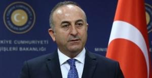 """Çavuşoğlu: """"Viyana'da Terör Karanlık Yüzünü Bir Kez Daha Gösterdi"""""""