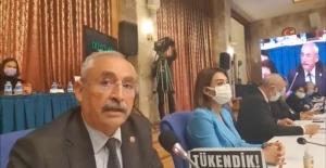 CHP'li Kaplan, Sağlık Bakanlığı Bütçe Görüşmelerinde Önemli Konulara Değindi