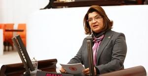 CHP'li Şahin'den 25 Kasım Kadına Yönelik Şiddetle Mücadele Gününde Dayanışma Çağrısı