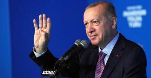 "Cumhurbaşkanı Erdoğan: ""Azerbaycanlı Kardeşlerimizin Sevinci Bizim De Sevincimizdir"""