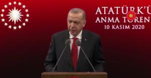 Cumhurbaşkanı Erdoğan'dan Tören Sonrası Önemli Açıklamalar