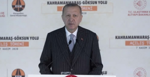 "Cumhurbaşkanı Erdoğan, ""Ülkemizin Gücüne Güç, İtibarına İtibar Katarak Türkiye'ye Çağ Atlattık"""
