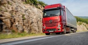 Daimler Benz, Çin'de Actros Kamyonlarını Üretmeye Hazırlanıyor