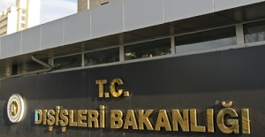 Dışişleri Bakanlığı'ndan Türk Gemisine Hukuk Dışı Aramaya Tepki!