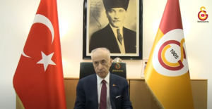 Galatasaray Başkanı Cengiz'den Önemli Açıklamalar