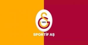 Galatasaray'dan Elif'e Destek