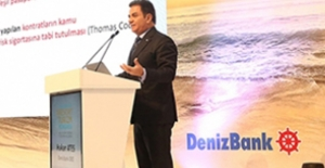 Hakan Ateş : 2022'de Turizm Yeniden Uçuşa Geçecek, Denizbank 3 Milyar Dolar Kredi İle Lider