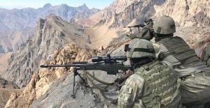 Hakkari Şemdinli Sınır Bölgesinde 2 Terörist Etkisiz Hale Getirildi