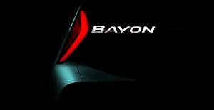 Hyundai Üreteceği Yeni SUV Modelinin Adını Paylaştı: Bayon