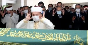 Kılıçdaroğlu, Aylin Nazlıaka'nın Babası Mehmet Kenan Coşkunoğlu'nun Cenaze Törenine Katıldı