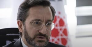 İletişim Başkanı Altun, Viyana'da Gerçekleşen Terör Saldırılarını Kınadı