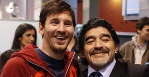 """Messi: """"Diego Ebedidir"""""""