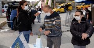 Pandemi İle Mücadelenin En Başarılı Belediyesinden Yeni Bir Uygulama Daha