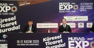 Pandemi Sonrası Yapılan En Büyük Fuar Müsiad Expo 2020 Olacak