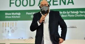 """Şef Somer Sivrioğlu: """"Bu Kadar Zor Bir Dönemde WorldFood Istanbul'u Yapmaları Çok Kıymetli"""""""