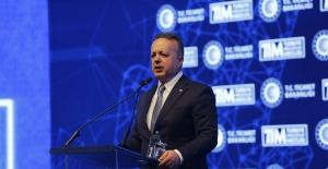 TİM Cumhurbaşkanı Erdoğan'a Yeni İhracat Seferberliğinde Yol Haritasını Sundu