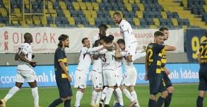 Trabzonspor'dan Tek Vuruş 3 Puan