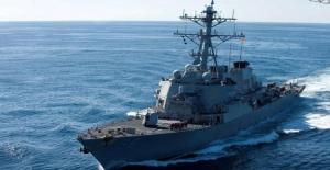 ABD Gemisi Nansha Adaları Açıklarına Girdi, Çin'den Uyarı Geldi
