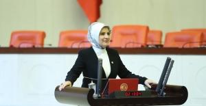 """AK Parti'li Balık'ın """"Kadınlara Seçme Ve Seçilme Hakkının Verilmesinin 86. Yıl Dönümü"""" Mesajı"""