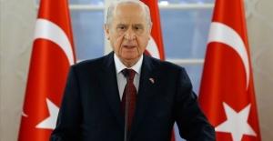 Bahçeli'den 'HDP'yi Kapatma Çağrısı