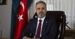 Bursa'da Esnafa Can Suyu Büyükşehir'den
