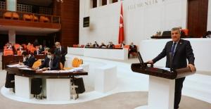 """CHP'li Barut'tan Tarıma Atama Çağrısı: """"Atama Bekleyen Gençlerimizi Daha Fazla Mağdur Etmeyin"""""""