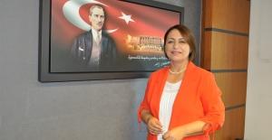 """CHP'li Şevkin: """"Kadın Mücadelesi Her Alanda Sürecek"""""""