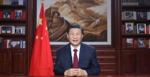 Çin Cumhurbaşkanı Xi Jinping'in Yeni Yıl Konuşması