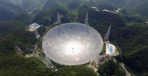 Çin, Dünyanın En Büyük Teleskobunu Yabancılara Da Açacak