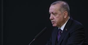 Cumhurbaşkanı Erdoğan'dan Şehit Polis Memuru Barış Göl'ün Aailesine Başsağlığı Mesajı