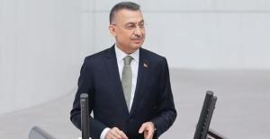 """Cumhurbaşkanı Yardımcısı Fuat Oktay: """"Hamdolsun İyiyim"""""""