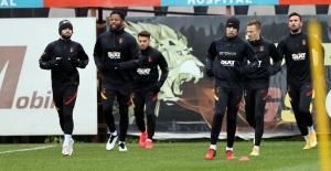 Galatasaray'da Hatayspor Mesaisi