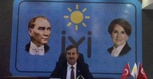 """İYİ Partili Ateş'ten Bahçeli'ye: """"Hiçbir Zaman İktidar Olmak İstemedi"""""""