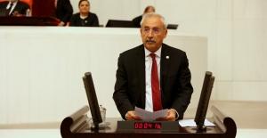 """Kaplan: """"AK Parti Belediyeleri Saat Hediye Edince, Ömürlerinin Uzayacaklarını Sanıyor!"""""""