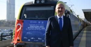 """Karaismailoğlu: """"Türkiye, Demir İpek Yolu'nun En Stratejik Bağlantı Noktası Haline Geldi"""""""