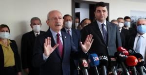 """Kılıçdaroğlu: """"Bu Ülkeye Demokrasiyi Getirmeye Kararlıyız"""""""
