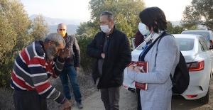 Kuşadası Belediyesi Mustafa Amca'yı Yalnız Bırakmadı