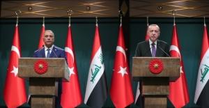 """""""Ne Türkiye'nin Ne Irak'ın Ne De Suriye'nin Geleceğinde Bölücü Teröre Asla Yer Yoktur"""""""