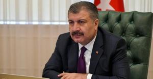 """Sağlık Bakanı Koca, """"Ağır Hasta Sayımız 4.000'in Altına İndi"""""""