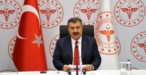 """Sağlık Bakanı Koca: """"Bugün Tespit Edilen 6.690 Yeni Hastamız Var"""""""
