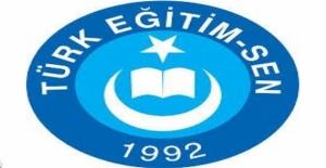 Türk Eğitim-Sen Mahkeme Kararına Rağmen 1709 Şube Müdürü Atamasının İptalini Sağlamayan Duyuruya Dair Danıştay Nezdinde Dava Açtı