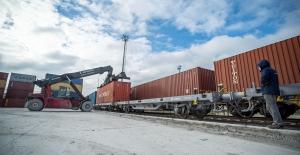 Ulaştırma Ve Altyapı Bakanlığı Açıkladı: Türkiye'den Çin'e Gidecek İkinci İhracat Yük Treni De Yola Çıktı