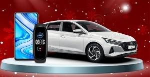 Vodafone'dan Yeni Yıl Kampanyası