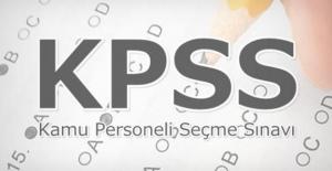 2020 KPSS-Lisans, Ön Lisans ve Ortaöğretim Branş Bazında Sıralamalar Güncellendi
