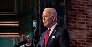 """ABD Başkanı Biden: """"Amerika Bir Kez Daha Dünyaya Işık Olacak"""""""